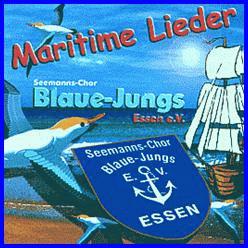 """CD1 """"Maritime Lieder"""" - ausverkauft -"""